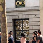 Двери в Париже