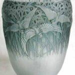 Ваза Lalique
